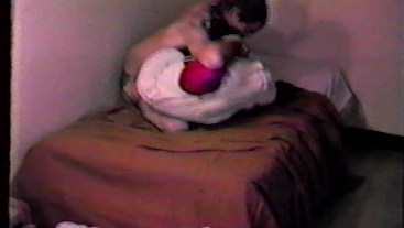 two short videos taken in mid 1980's in college dorm room