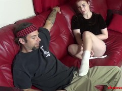 Sadie Kennedy World Series Teen Foot Smother