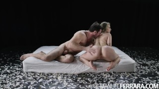 Manuel Ferrara - Lena Paul Bounces On Manuel's Big Fat Cock Orgasm fuck