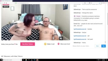 Live Cam Show on Manyvids 5.30.2018
