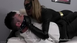Catwoman & The Commissioner - Superheroine HOM Domination Trailer