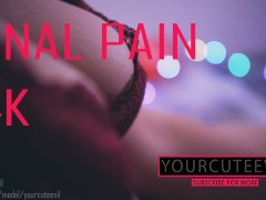 Anal pain homemade pov 4k YourCuteEvil