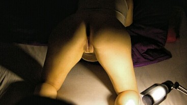 twerking and caught riding cock