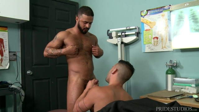 Jobs in the gay community Pridestudios hairy black dude latino best friend fuck on the job
