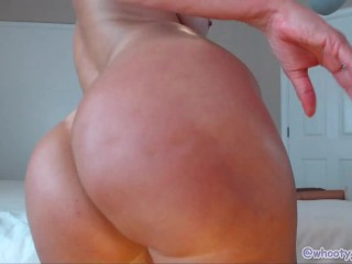 """Milf Jess Ryan """"One Messy Ride"""" Reverse Cowgirl BBC Oiled Ass N Anal Doggy"""