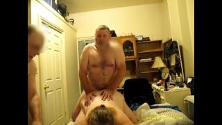 2017-09-22 Master's 3-Hole 2-Slut Fuck BBW BDSM Bisexual Bondage Slave