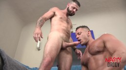 Angelo Marconi Gets Pounded Raw By Hot Daddy Tex Davidson