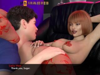 strip lesbický sex