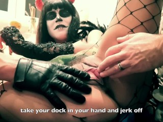 Ass cumshot videos joi dhalloween (en sub) mon sortil?В°ge coquin (version ?в€™dit?в€™e)-solveig, masturbate adult toys halloween joi jerk
