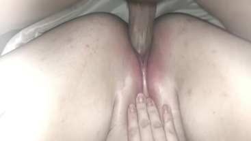 Getting my little pussy filled