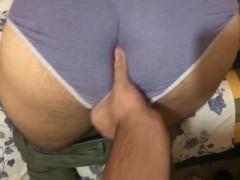 Big ASS! Anal Massage