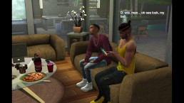 Sims 4 Adult Series: Just JDT S2 EP1- Long Time No See