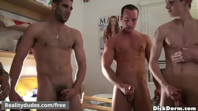 Amateur circle jerk - Reality dudes - taking aim , circle jerk -trailer preview