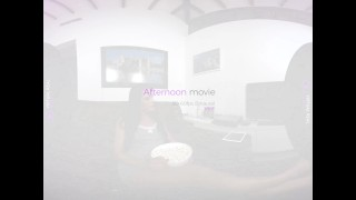 VirtualRealTrans.com - Afternoon movie porno