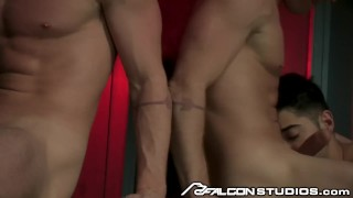 FalconStudios Cute Muscle Hunks Sucking Some Dick & Eating Ass Tits cowgirl