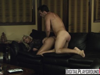 Digital Playground - Bridgette B likes it rough