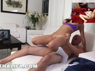 MIA KHALIFA – Jmac Going Balls Deep In Arab Pussy… Watch With Me!