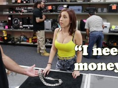 XXX PAWN - Miami Chonga Comes Into My Pawn Shop With A Hood Ass Attitude