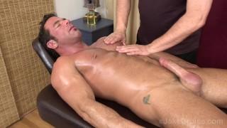Jake Cruise's Massages 6 Muscle Men