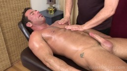 Jake Cruise's Massages 6 Muscle Men