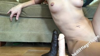 DAP Double anal - FULL VID AT BADLITTLEGRRL.COM