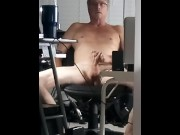 Stroking In The Mirror For My PornHub Friends