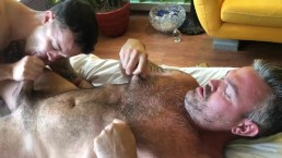 FULL VID: BIG DICKED DADDY FUCKS TRANS MAN TILL HE SQUIRTS