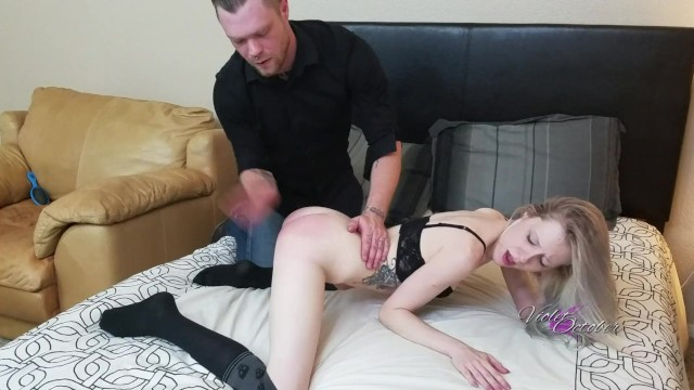 Adult blog october 2010 - Caught masturbating and spanked by cute roommate