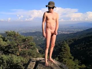 Torino Sunset Anal Solo Male Masturbation - Lapjaz.com Ecosexual Ecoporn