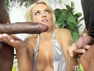 Ava addams christmas stuffing bbc slut monica mayhem humiliates her personal cuckold, dogfartnetwork big cock big boobs interracial big dick bbc