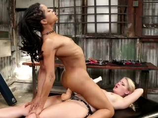 Big Booty Anal Dungeon