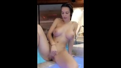 Lana Rhoades Fucked In Public Pool Leaked Premium Snapchat Show
