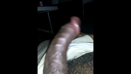 Dick jumping!!! Tryna get to some pussy!