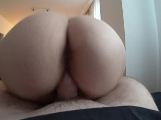 White Girl With Big Ass Gets Fucked