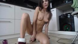 Видео мастурбации в контакте