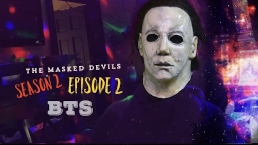 TMD: ¿Queen Devil Turns into Michael Myers? (BTS)