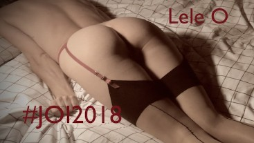 #JOI2018 Midnight in Paris with Lele, your hot and sweet mistress. ENG+FR
