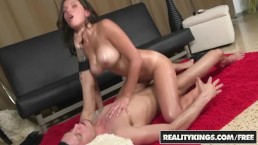 Reality Kings - Shae Summers shows off her great natural tits