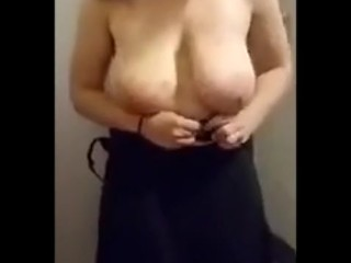 Putting A Vibrator Up My Skirt