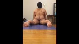 vlog #64 naked yoga