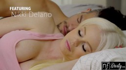 NF Busty - Big Ass Nikki Delano PAWG Bouncing On Cock S6:E6