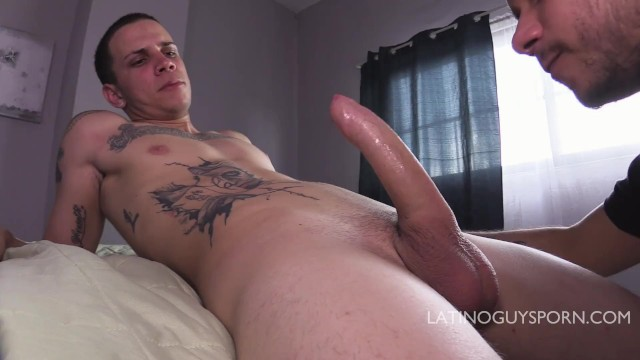 Watch free porn of gay daddies Hot latin papis in amazing deepthroat action... must watch