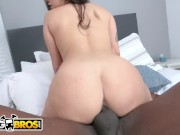 BANGBROS - Busty Beauty, Karlee Grey, Earns Her Keep By Fucking Roommate