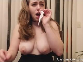 AwesomeKate Sneezing