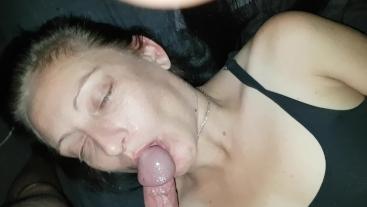 Face fucked like a slut part2