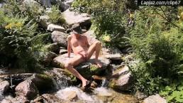 Mountain Stream Solo Male Anal Fuck Nature - Lapjaz.com Ecosexual Ecoporn