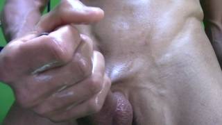 It's Time to Shave my Hard Cock Friendly edging