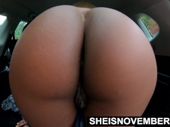 4k Big Ass Ebony Step Daughter Young Pussy For Step Dad Sheisnovember