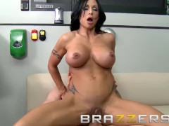 BRAZZERS - Jewels Jade Gets ass fucked in space