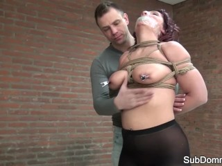 Oral Sex Flash Games Restrained Milf Punished With Nt By Maledom, Big Ass Big Tits Bondage